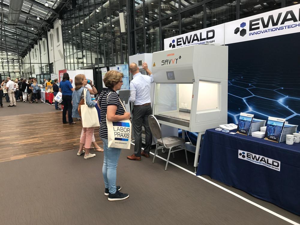 LAB-SUPPLY 2019 in Deutschland