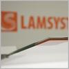 Front sash - laminated glass